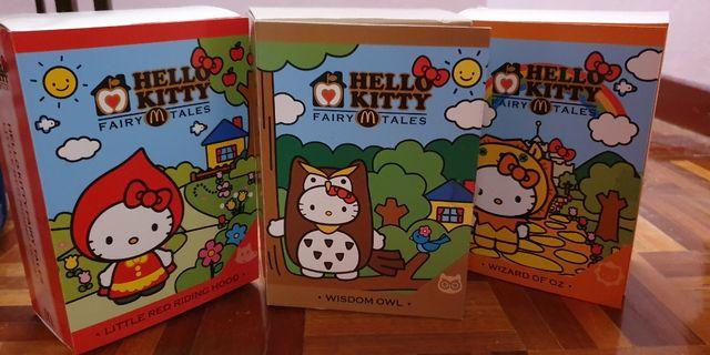 Hello kitty fairy tails series