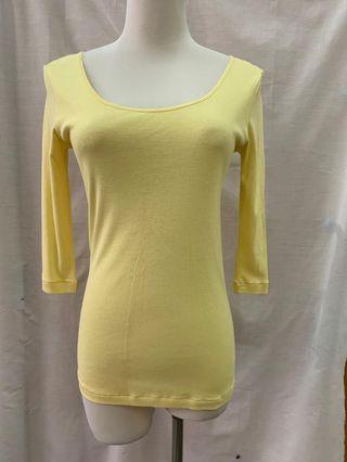 tc黃色衫