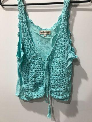 Arnhem Crochet Top