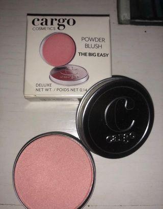 Cargo powder blush The Big Easy 4g 胭脂