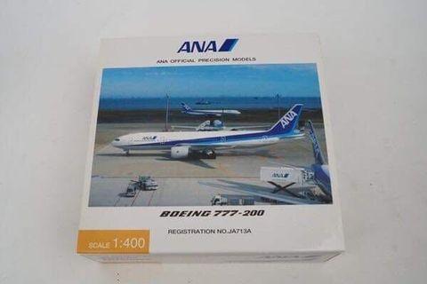1/400 官方版全日空ANA Official Hogan B772 標塗