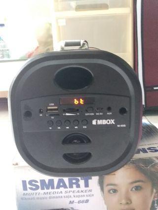 Speker portable (bass) 5inci