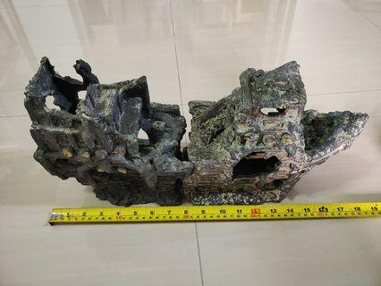 Ship wreck for sale