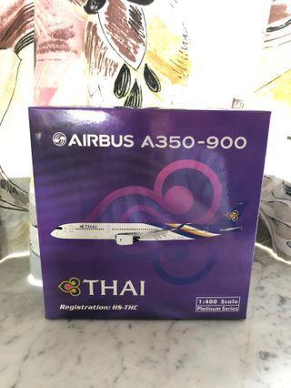 (多圖) 靚 新 1:400 Phoenix PH Thai Airways A350-900 HS-THC 泰國航空空中巴士A359 飛機模型