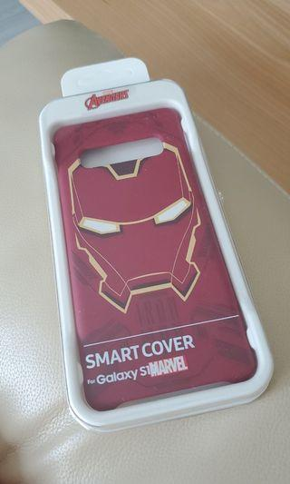 Samsung Galaxy S10 Marvel Ironman Smart Cover