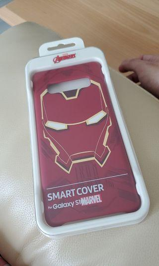 Samsung Galaxy S10+ Marvel Ironman Smart Cover