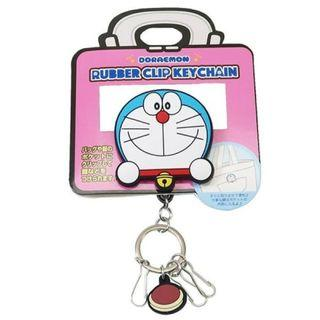 日本 Doraemon 匙扣夾子