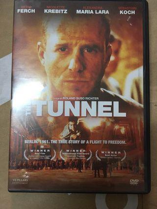 The Tunnel 港版 DVD