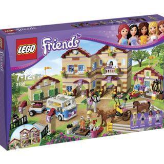 Lego 3185 Friends Summer Riding Camp