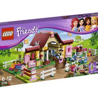 LEGO Friends 3189 Heartlake Stables New