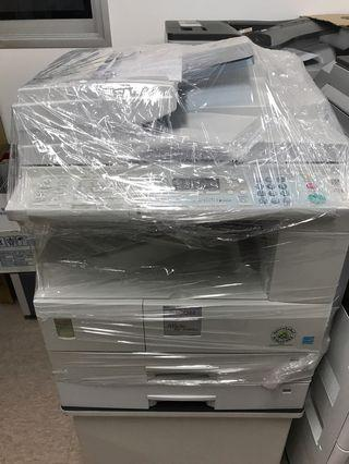 🚚 Ricoh B/W A3 size Copier with Print & Scanning featy