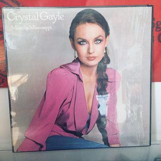 Crystal Gayle–Miss The Mississippi 黑膠