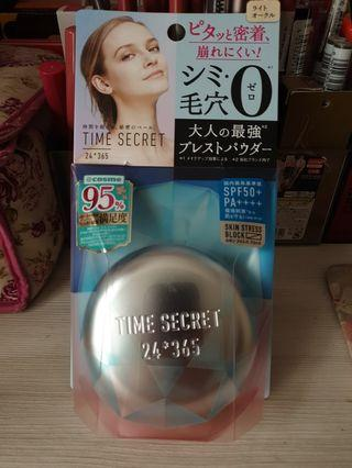 Time Secret Mineral Pressed Powder