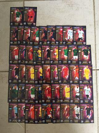 Match Attax 101 (NEW!!!)