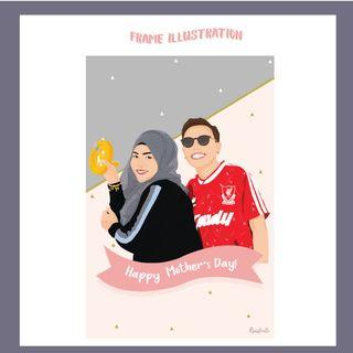 Withlove Frame | M'day Edition