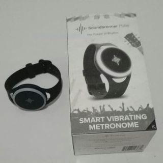 Soundbrenner Pulse Smart Vibrating Metronome Second