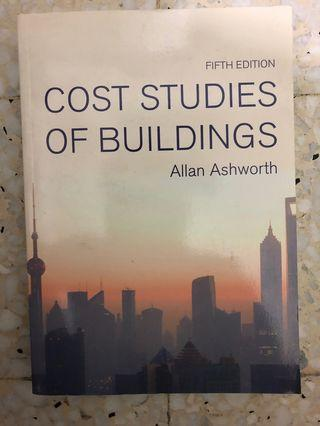 Cost Studies of Buildings (5th Edition)