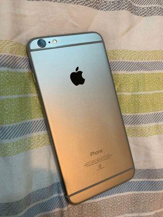 🚚 iphone6 plus 128G 太空灰