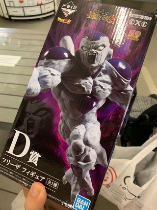 Dragonball Ichiban Kuji Prize D Freeza (WTS/WTT Prize B)
