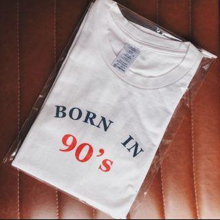 Born In 90's Tee Tshirt