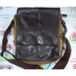 Agnes b. leather bag