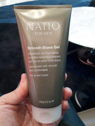 🚚 BN Natio Shave Gel