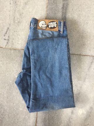 Cheap Monday Jeans size 30 celana