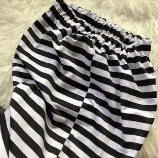 rok strip / stripe skirt