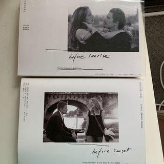 🚚 愛在三部曲電影書