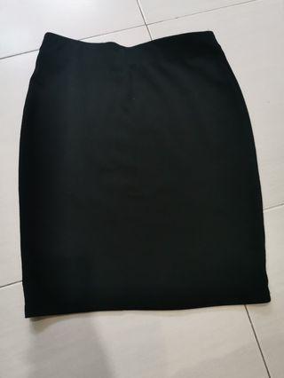 Nichii black Skirt