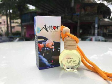 Amor Car Perfume / Air Fragrance