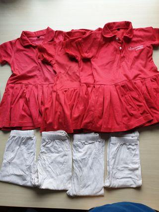 Mindchamps Uniform L size - Morning and Afternoon