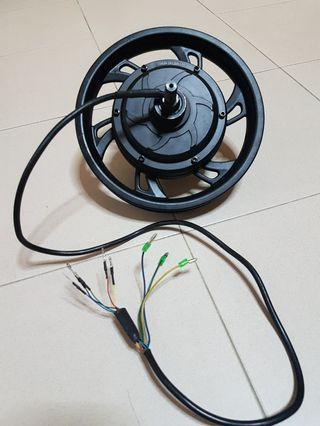 48V/350W AM stock brushless motor