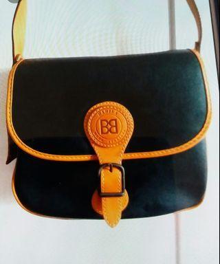 Babila leather bag shoulder bag crossbody bag 真皮手袋 斜孭\咩袋 側孭\咩袋