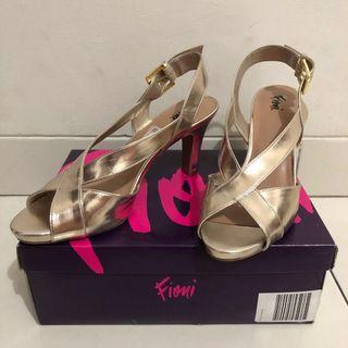 Payless - Fioni - highheels gold