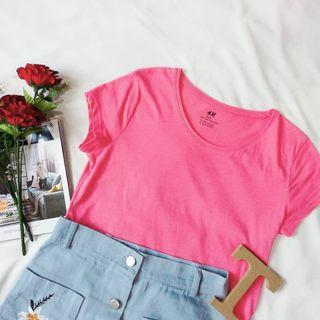 H&M Organic Cotton Basic Tee