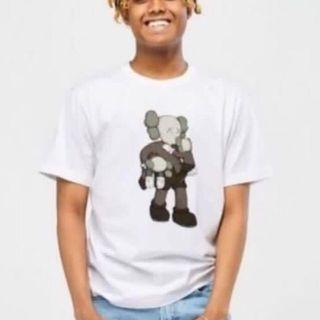 Kaws x Uniqlo Skull Shirt