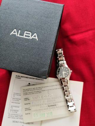 Pre ❤️ Alba Watch