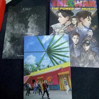 EXO's Album