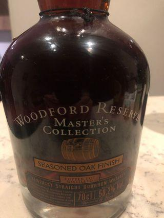 Woodford reserve bourbon masters collection