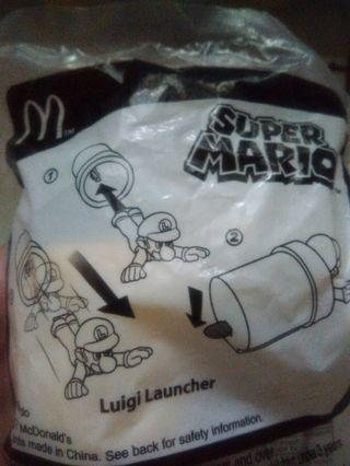 Happy meal mario