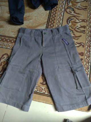 Celana pendek webe ORI ukuran 30
