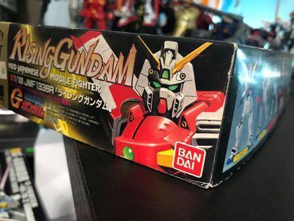 HG機動武鬥傳 1/144 Rising Gundam HG-06 旭日 日升 高達模型 NEO-Japanese Mobile Fighter