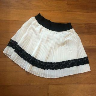 Forever21 pleated skirt