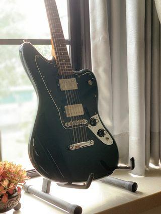 Fender Guitar Jaguar (made in Mexico)🐆 墨廠
