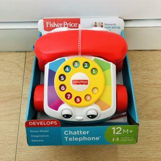 ~Ready Stocked~ Fisher-Price Chatter Telephone