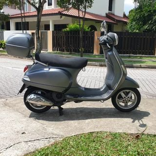 vespa lx 150 | Vintage & Collectibles | Carousell Singapore