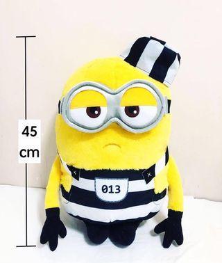 🙄 Despicable Me 3 - Mega Jumbo Prisoner Minion Soft Plushy 🤪