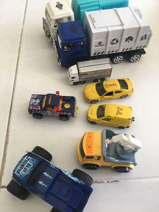 Toy Cars all $10