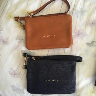 Coccinelle New Genuine Leather Pouch